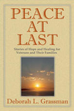 Peace at Last by Deborah Grassman from Vandamere Press
